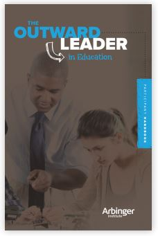 The Outward Leader in Education handbook